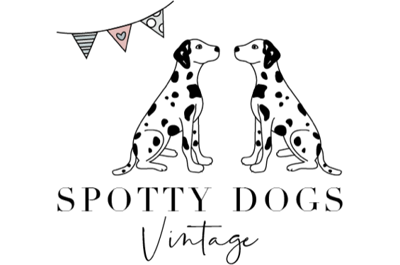 Spotty Dogs Vintage